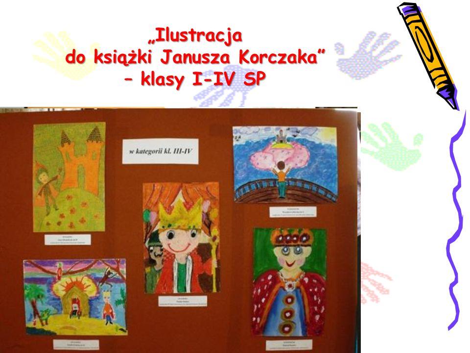 Ilustracja do książki Janusza Korczaka – klasy I-IV SP