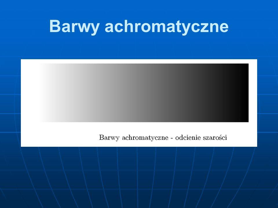 Barwy achromatyczne