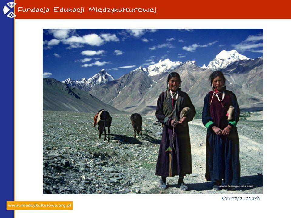 Kobiety z Ladakh