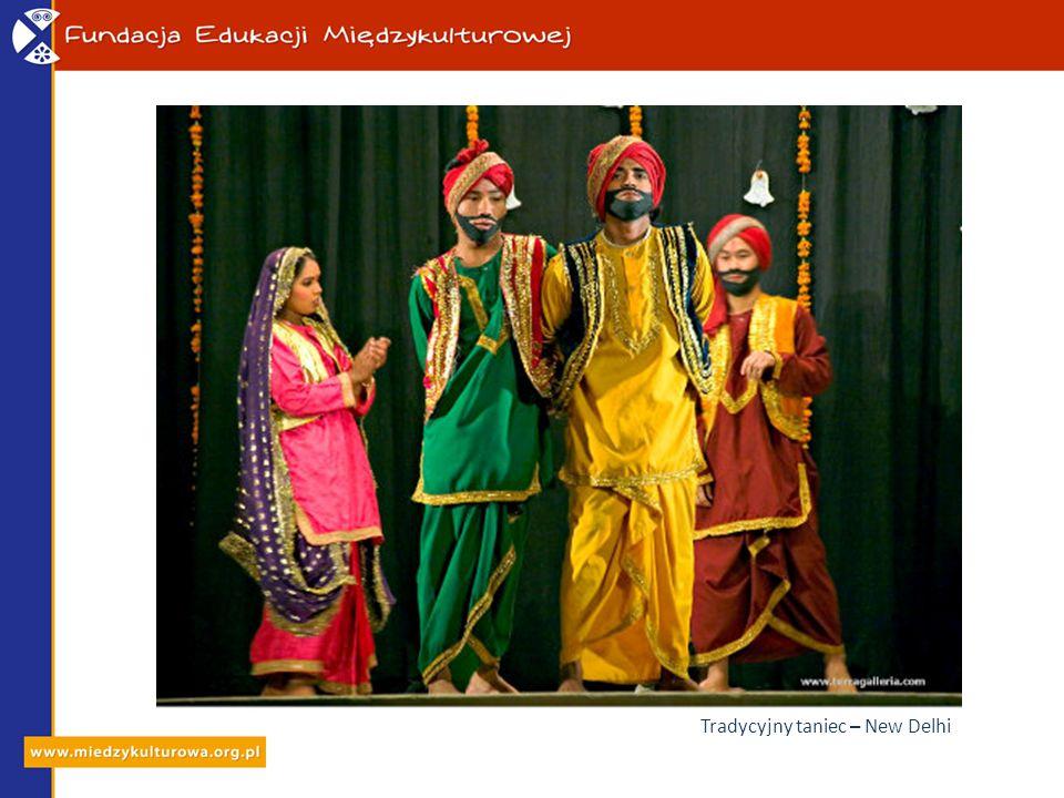 Tradycyjny taniec – New Delhi