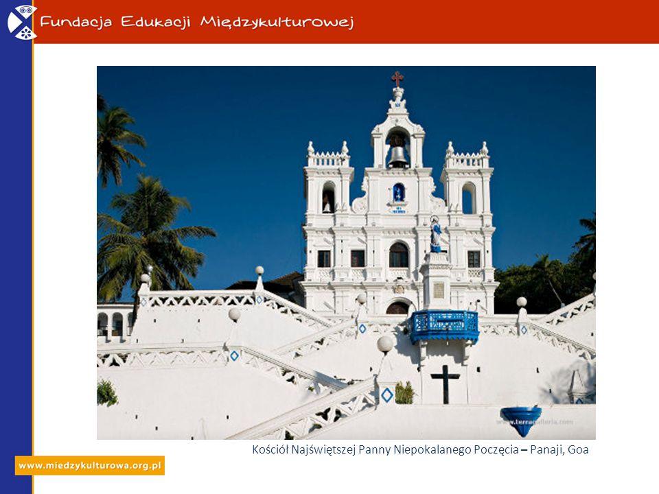 Kościół Najświętszej Panny Niepokalanego Poczęcia – Panaji, Goa