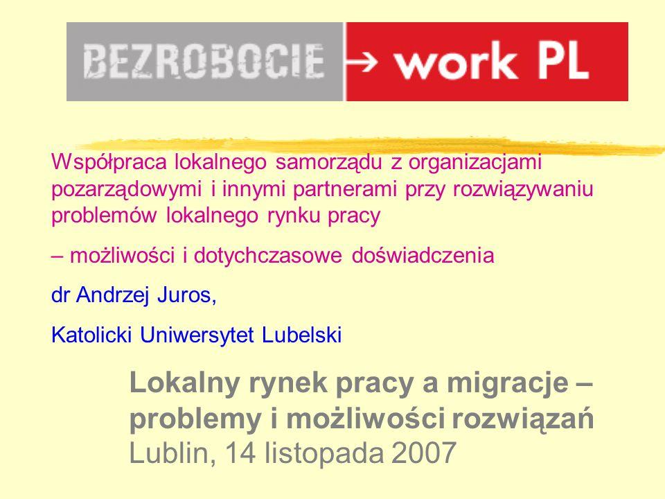 LEADER+ - Lokalne Grupy Działania