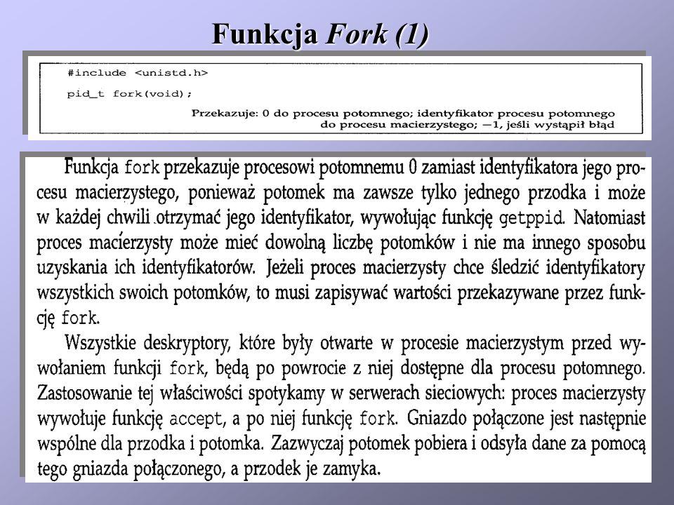 Funkcja Fork (1)