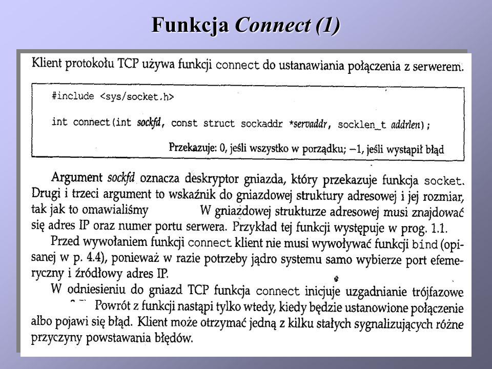 Struktura serwera współbieżnego