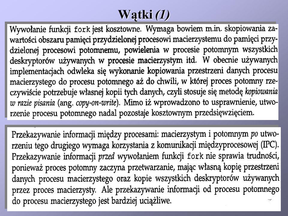 Wątki (1)