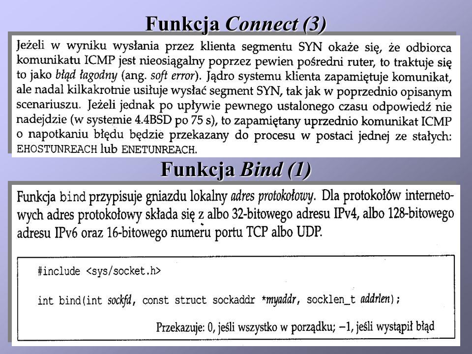 Przykład: program serwera czasu dobowego (1)