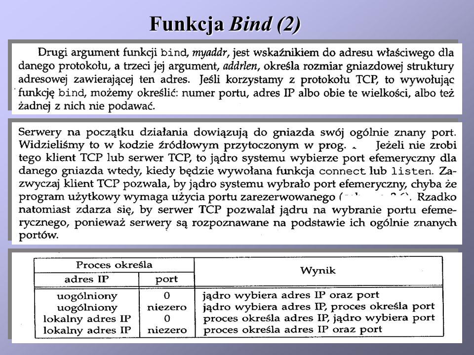 Funkcja pthread_detach (2)