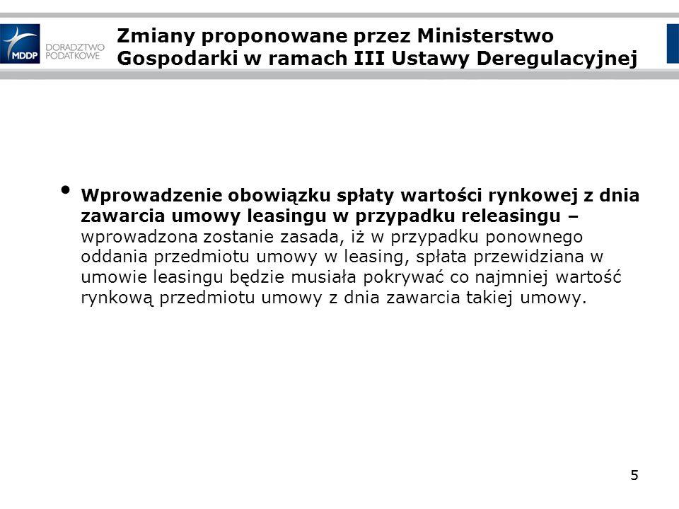 16 VAT 2013 - nowelizacja ustawy o VAT Nieodpłatne świadczenie usług ObecnieOd 1 stycznia 2013 r.