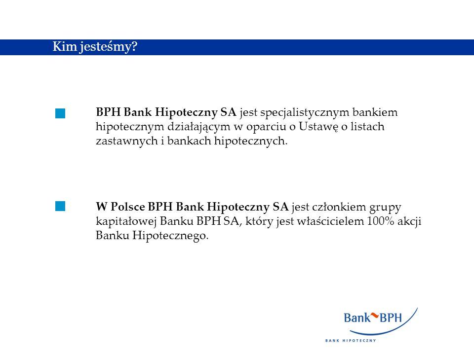 Historia Banku 29 grudnia 2000 roku - przeprowadzenie przez HypoVereinsbank Bank Hipoteczny SA pierwszej w Polsce emisji niematerialnych hipotecznych listów zastawnych o wartości 3.630.000,- EUR i 40.000.000 - PLN W 2005 roku Bank planuje przeprowadzić pierwszą publiczną emisję listów zastawnych