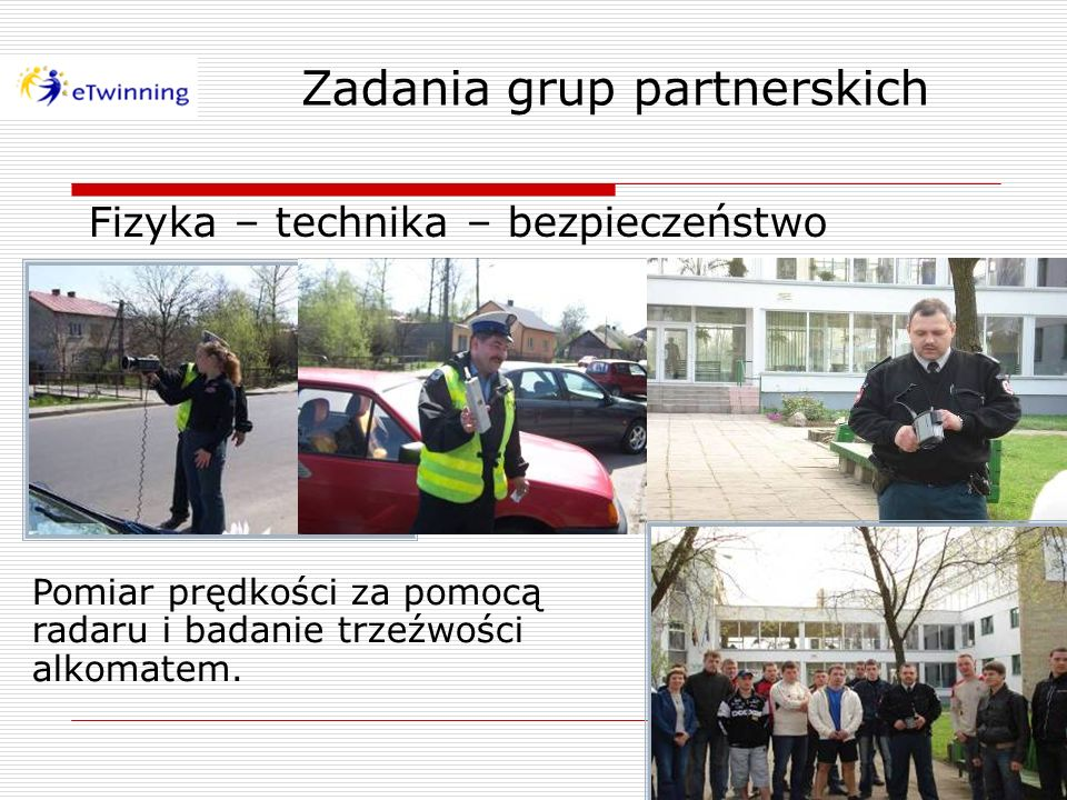 Zadania grup partnerskich Pogłębianie wiedzy o krajach partnerskich – galerie zdjęć najpiękniejszych miejsc.