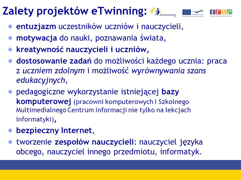 Nagrody w Konkursie Europejskim Finaliści konkursu wezmą udział w dorocznej Konferencji eTwinning w Budapeszcie w terminie 31.03-2.04.2011r.