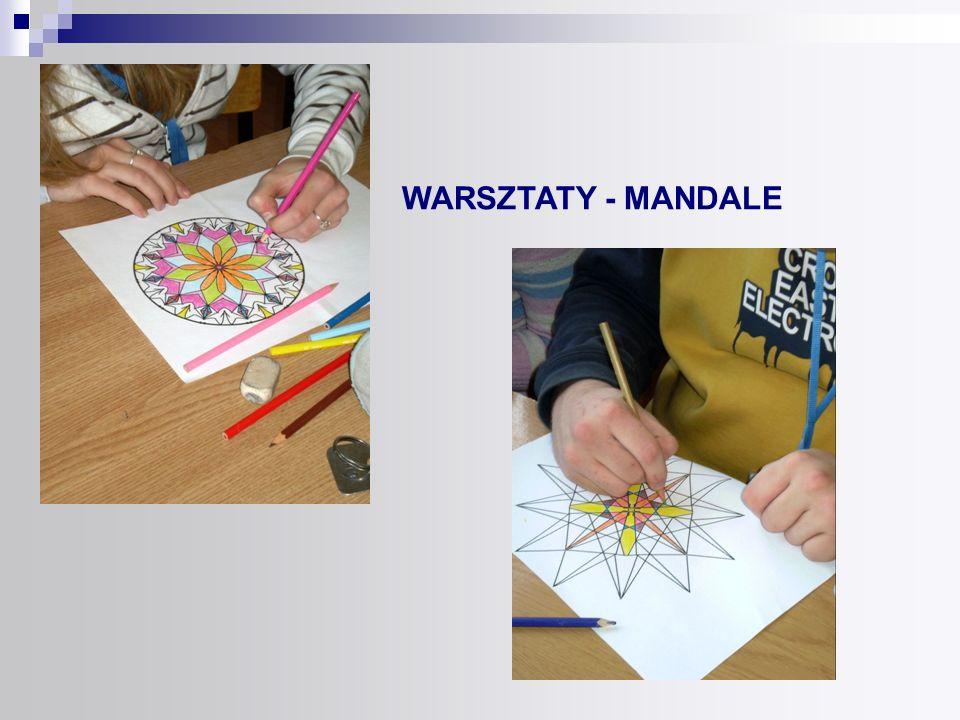 WARSZTATY - MANDALE