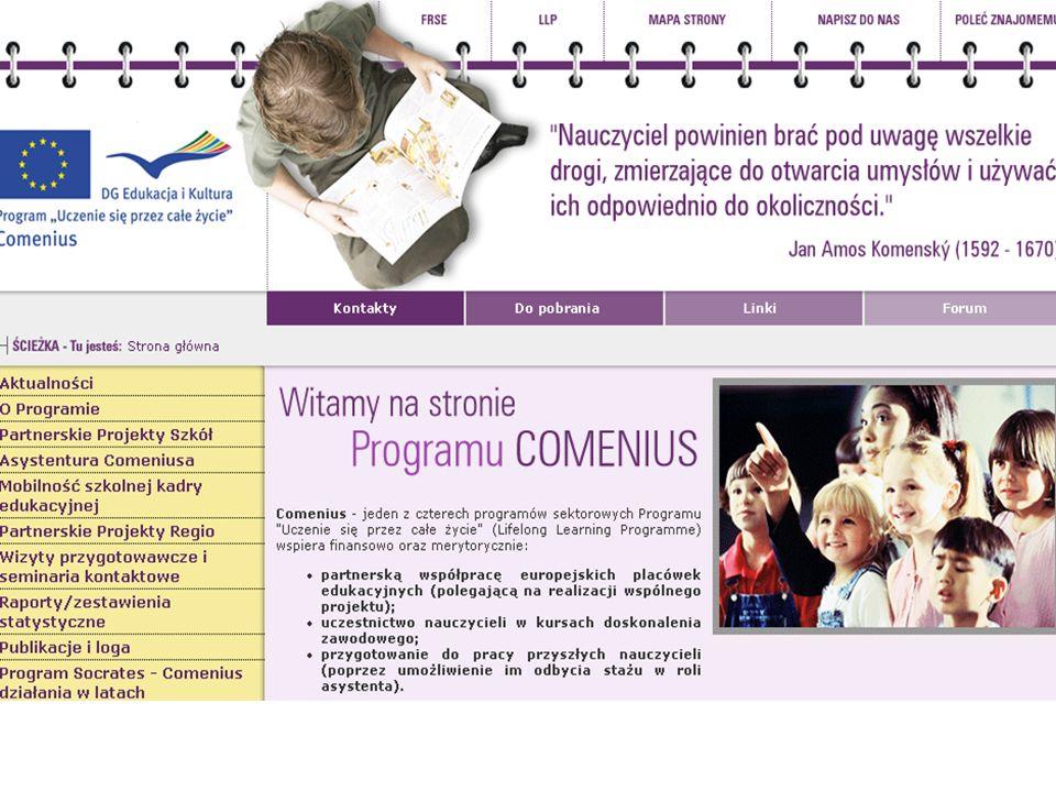 www.comenius.org.pl