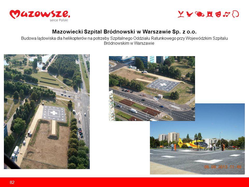 Mazowiecki Szpital Wojewódzki w Siedlcach Sp.z o.o.