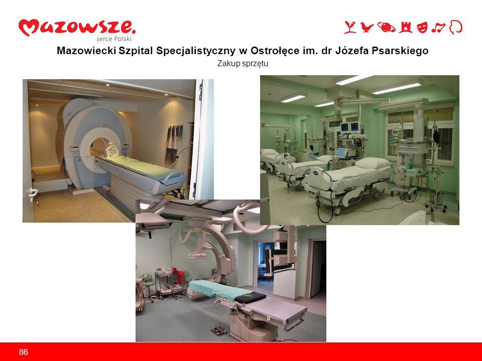 Wojewódzki Szpital Zespolony w Płocku Rozbudowa Wojewódzkiego Szpitala Zespolonego w Płocku 87