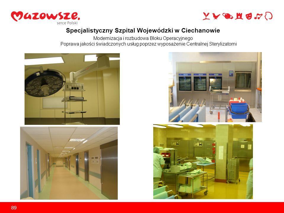 Międzyleski Szpital Specjalistyczny w Warszawie Modernizacja budynku F Warszawa, 7 kwietnia 2014 r.