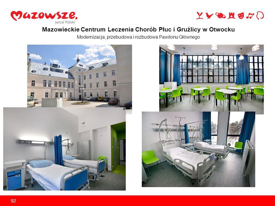 Mazowiecki Wojewódzki Ośrodek Medycyny Pracy Rozbudowa Mazowieckiego Wojewódzkiego Ośrodka Medycyny Pracy w Płocku 93