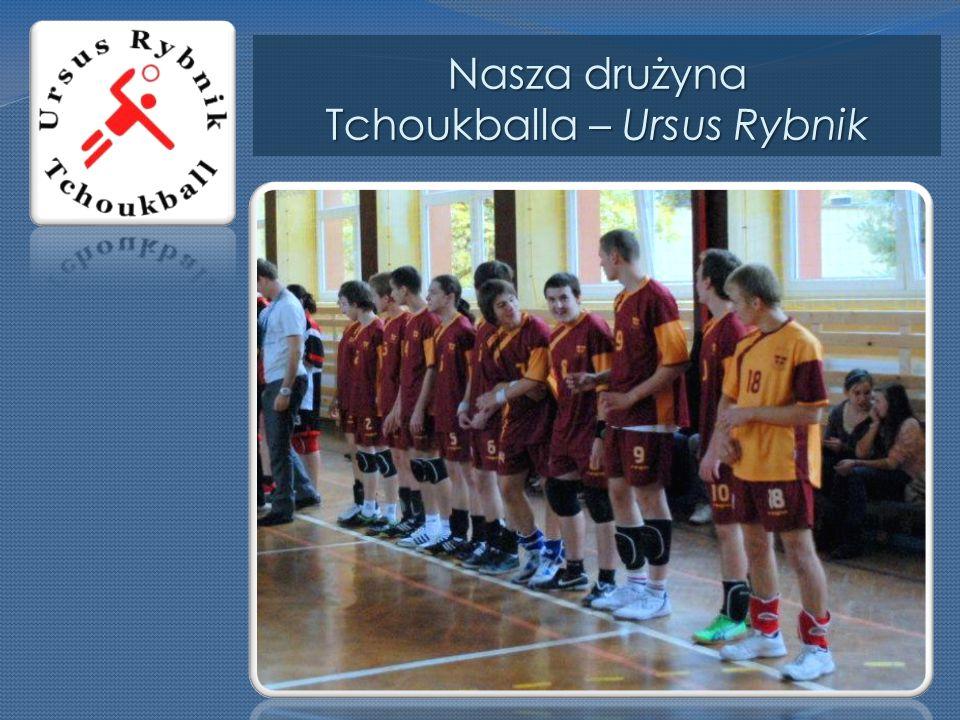 Nasza drużyna Tchoukballa – Ursus Rybnik