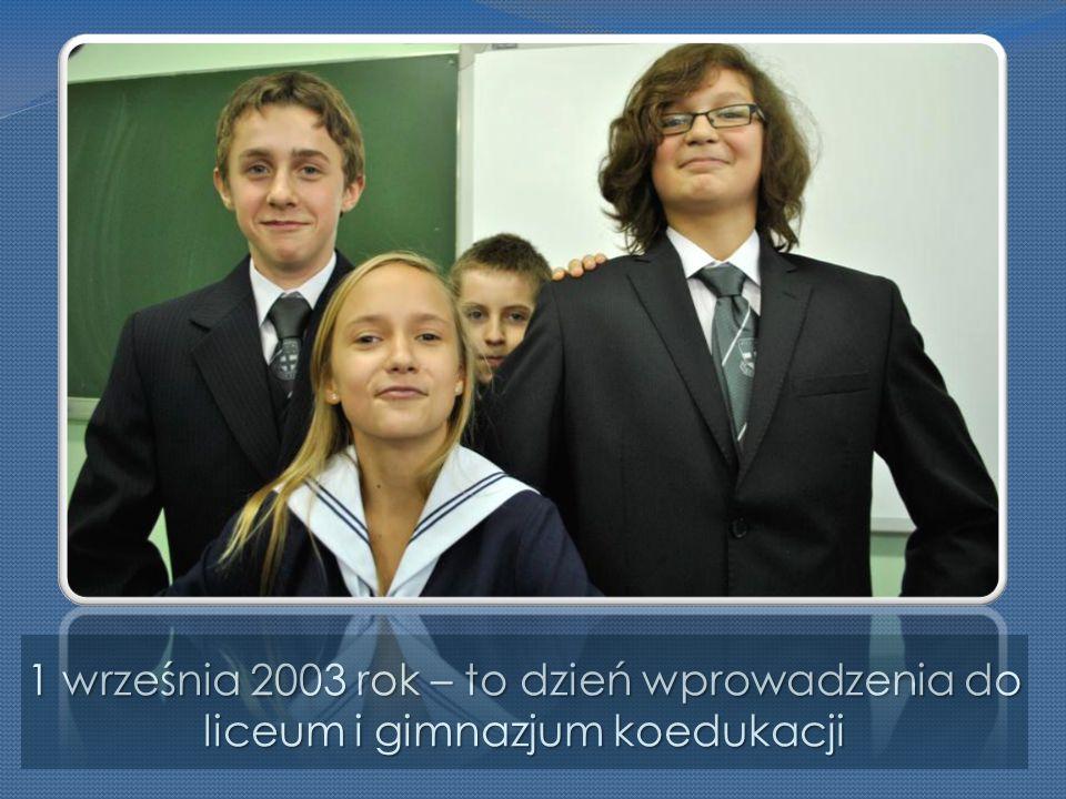 W naszej szkole mamy liczne grono laureatów różnych konkursów i olimpiad