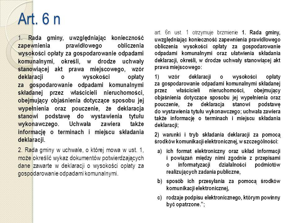 Art. 6 n 1.