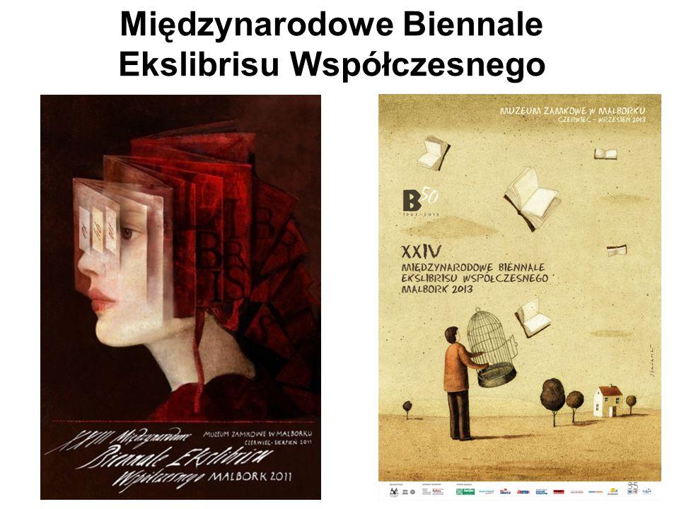 Międzynarodowe Biennale Ekslibrisu Współczesnego 35