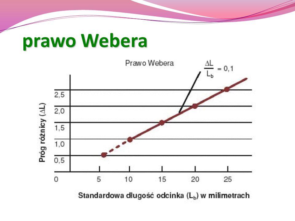 prawo Webera