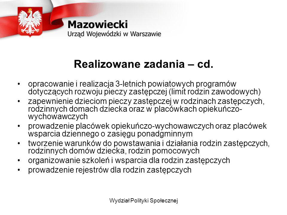 Powiaty, na terenie których są umieszczone dzieci cudzoziemskie ciechanowski pruszkowski radomski ziemski i radomski grodzki płocki grodzki m.