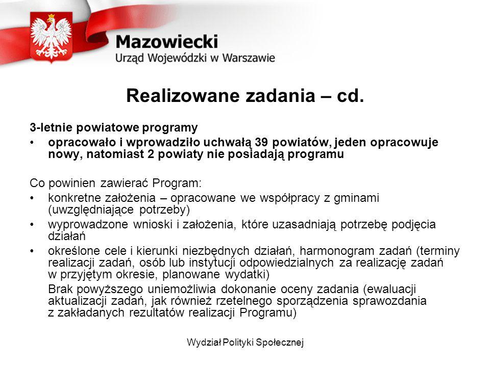 Finansowanie pobytu dzieci cudzoziemskich bez opieki Podstawa prawna: art.181 pkt 2 oraz art.