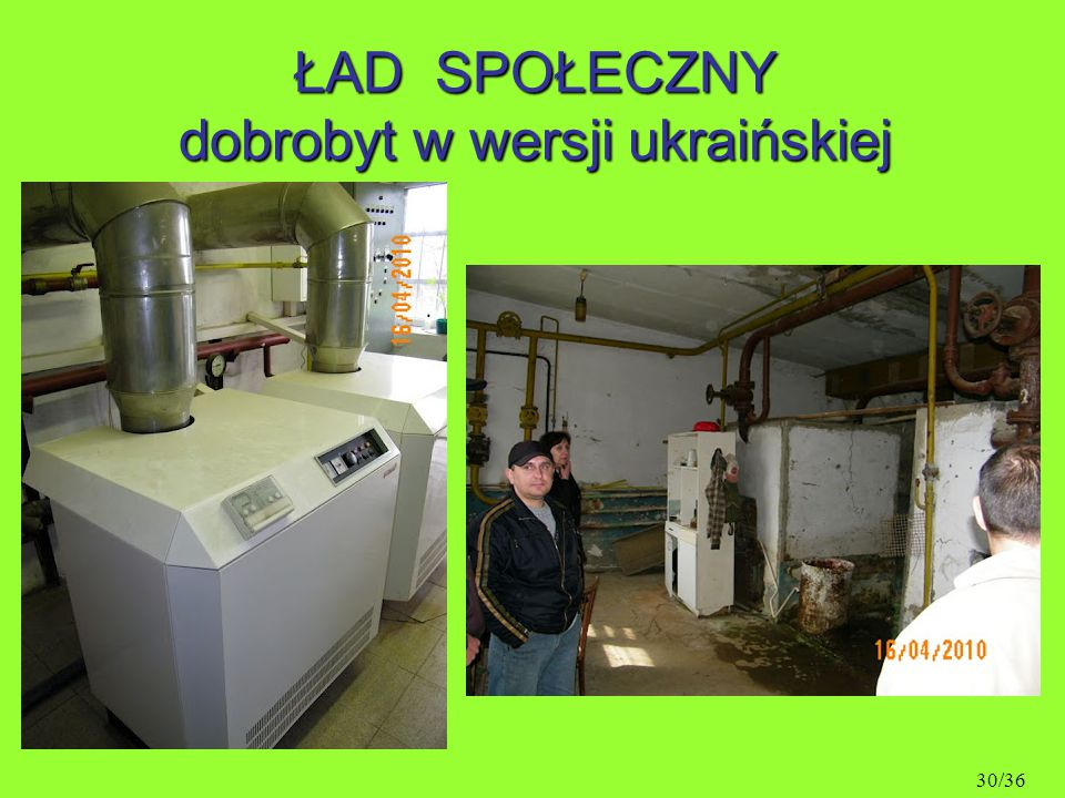 ŁAD SPOŁECZNY dobrobyt w wersji ukraińskiej 30/36
