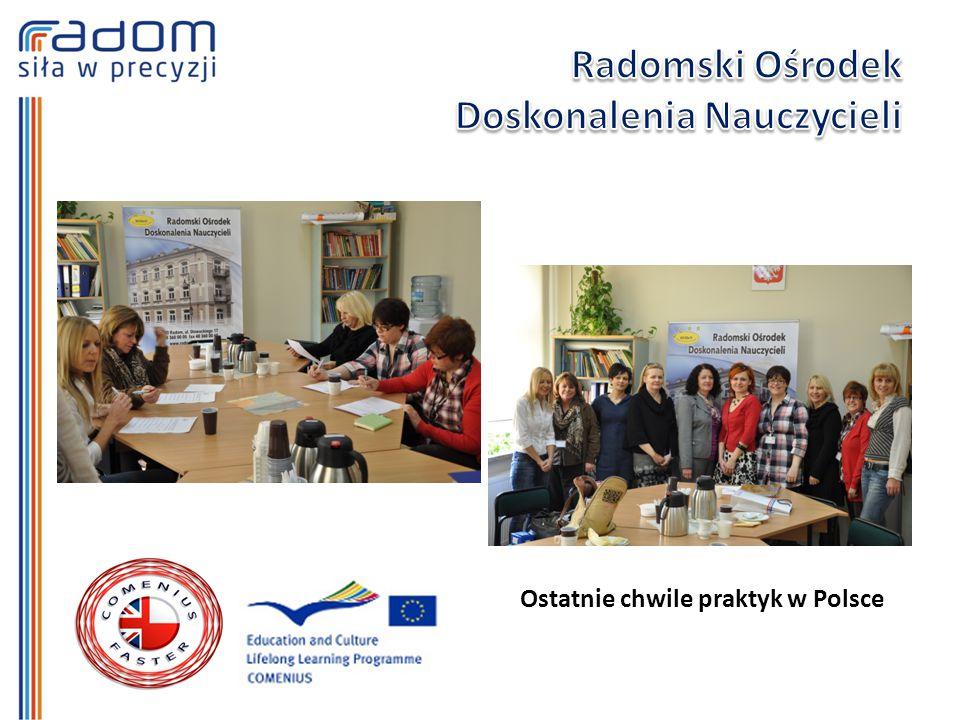 Ostatnie chwile praktyk w Polsce
