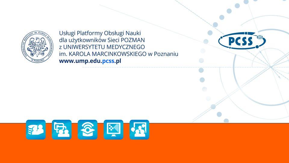 """eduroam Możliwości użycia usługi eduroam na Uniwersytecie Medycznym """"włącz i pracuj – dostęp do sieci, usług i zasobów, bezpłatnie, wszędzie tam gdzie dostępny jest eduroam bez dodatkowych czynności, wsparcie dla wielu platform sprzętowych i systemowych, obecnie rozwijana jest sieć bezprzewodowa, która swym zasięgiem w pierwszej kolejności obejmie wybrane obszary kilku ważniejszych budynków, (http://eduroam.ump.edu.pl/zasieg.html) Collegium Stomatologicum, Centrum Kongresowo-Dydaktyczne, Biblioteka Główna Uniwersytetu, Collegium Anatomicum, Collegium Chemicum, Studium Języków Obcych, Budynek Dydaktyczny ul."""
