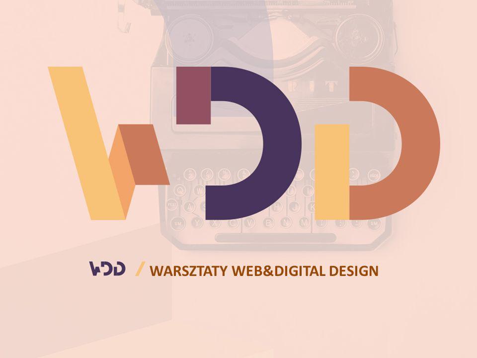 WARSZTATY WEB&DIGITAL DESIGN