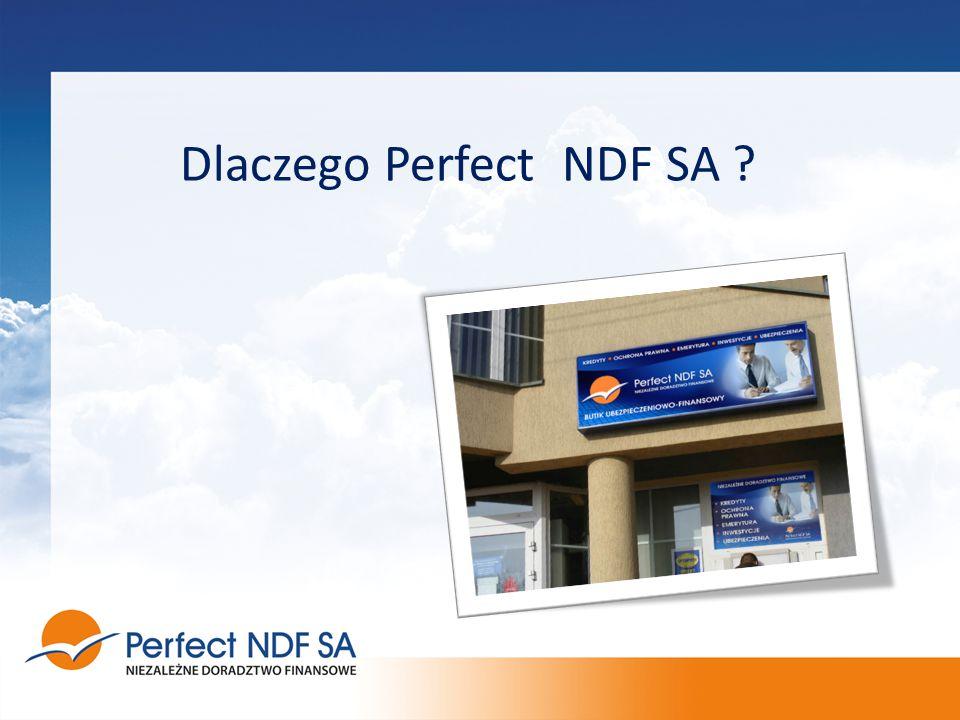 Dlaczego Perfect NDF SA