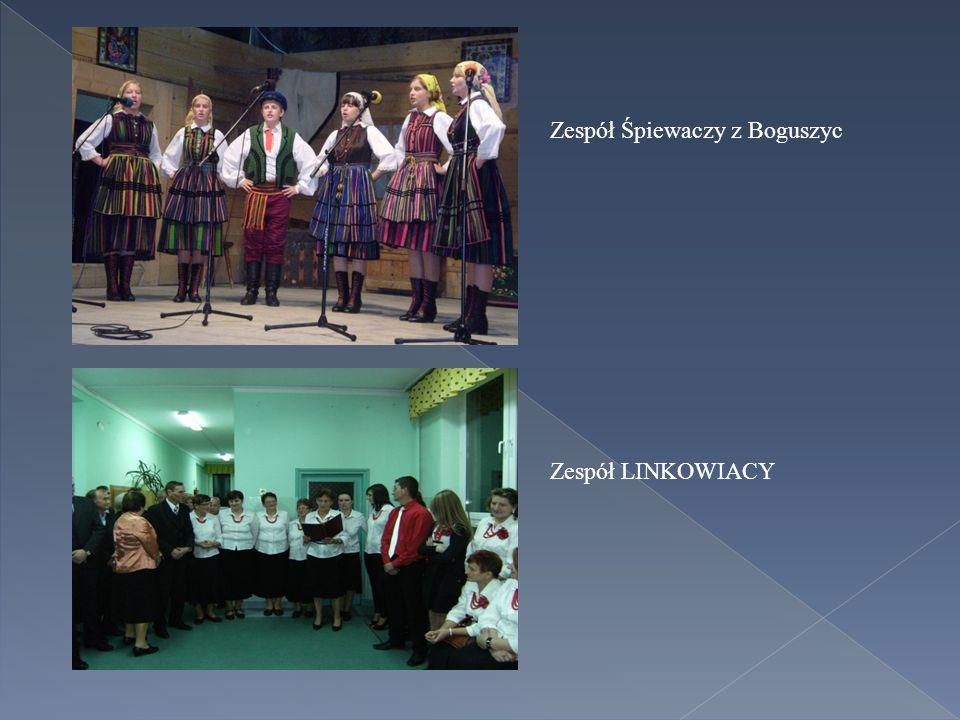 Zespół Śpiewaczy z Boguszyc Zespół LINKOWIACY