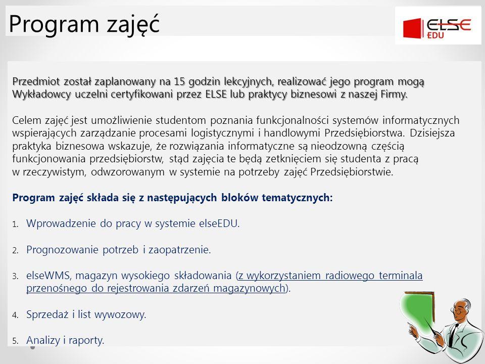 Blok 1 - Wprowadzenie do ERP i WMS Poruszane zagadnienia: Terminologia stosowana w systemach informatycznych.