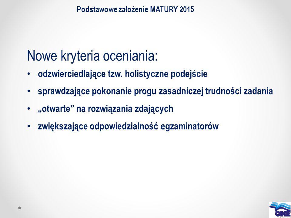 Egzamin ustny z języka polskiego dla absolwentów liceów ogólnokształcących w roku szkolnym 2014/2015 Sesja egzaminacyjna trwa od 11 (Pn) do 23 (So) maja 2015 r.