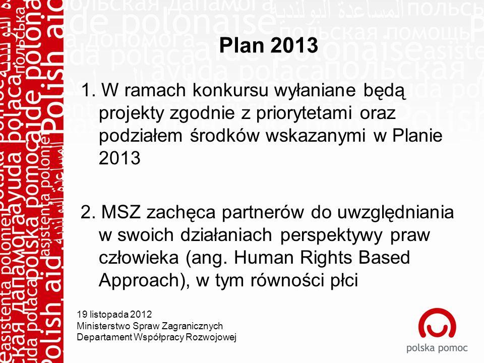 Plan 2013 1.