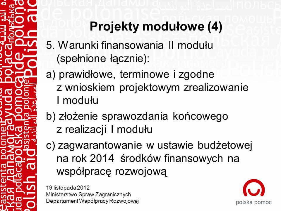 Projekty modułowe (4) 5.
