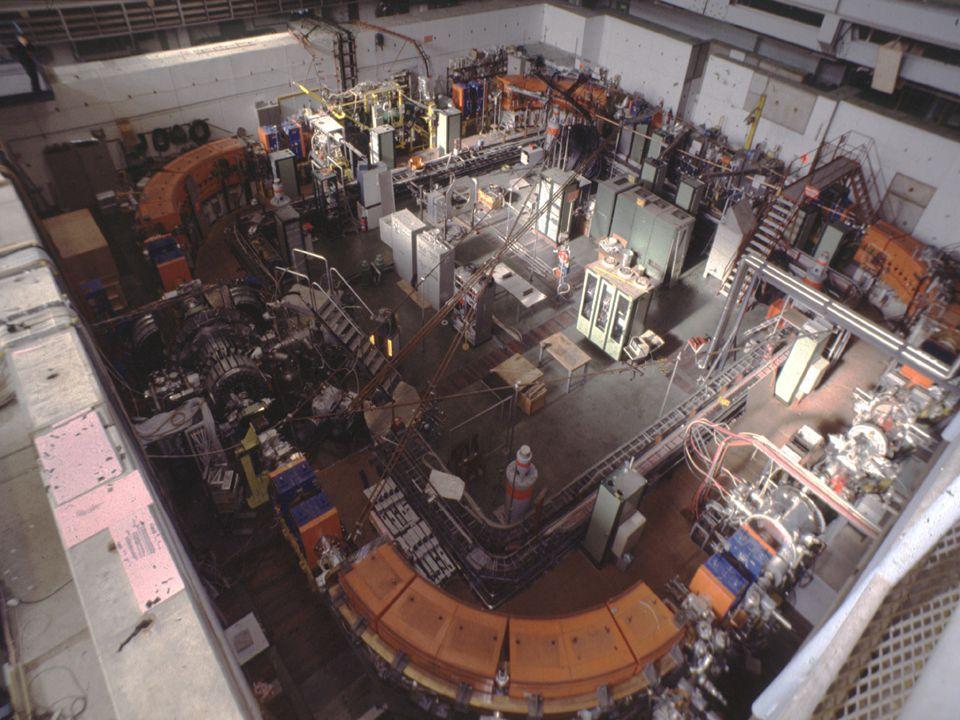 A. Siemko 16/04/2007 Polscy Nauczyciele Fizyki w CERN 29/35 CERN – najbardziej zaawansowany kompleks akceleratorowy na świecie Synchrotron jonów nisko