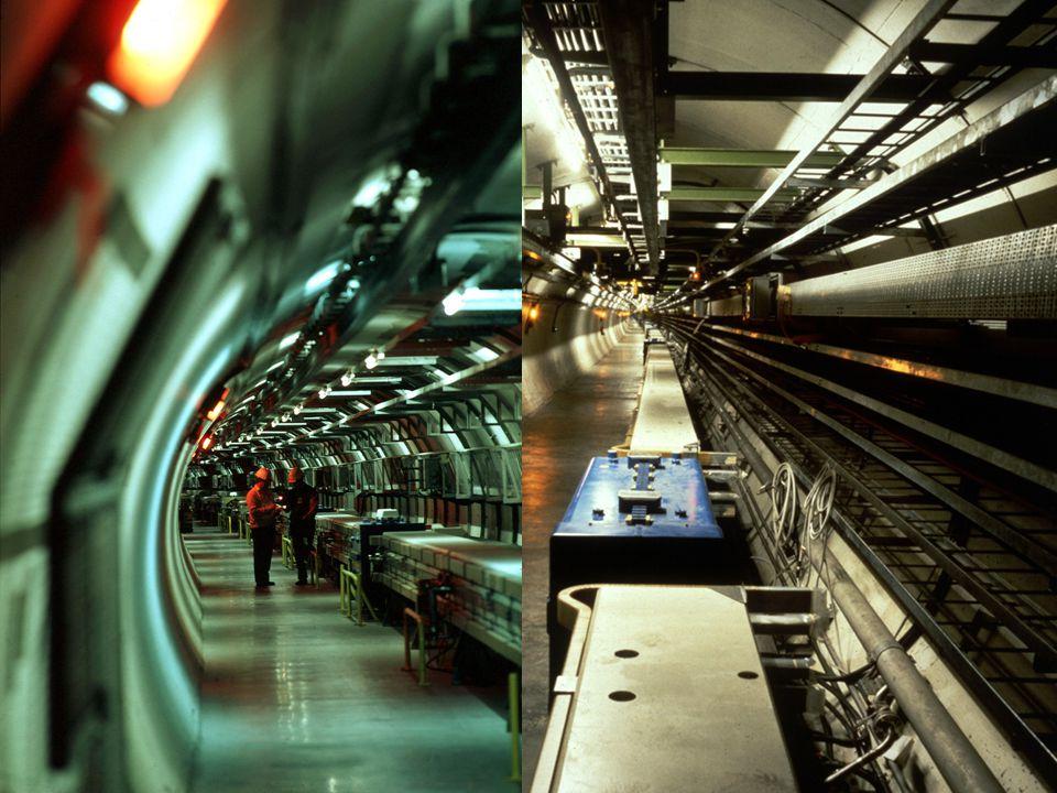 A. Siemko 16/04/2007 Polscy Nauczyciele Fizyki w CERN 32/35 CERN – najbardziej zaawansowany kompleks akceleratorowy na świecie Wielki Zderzacz elektro