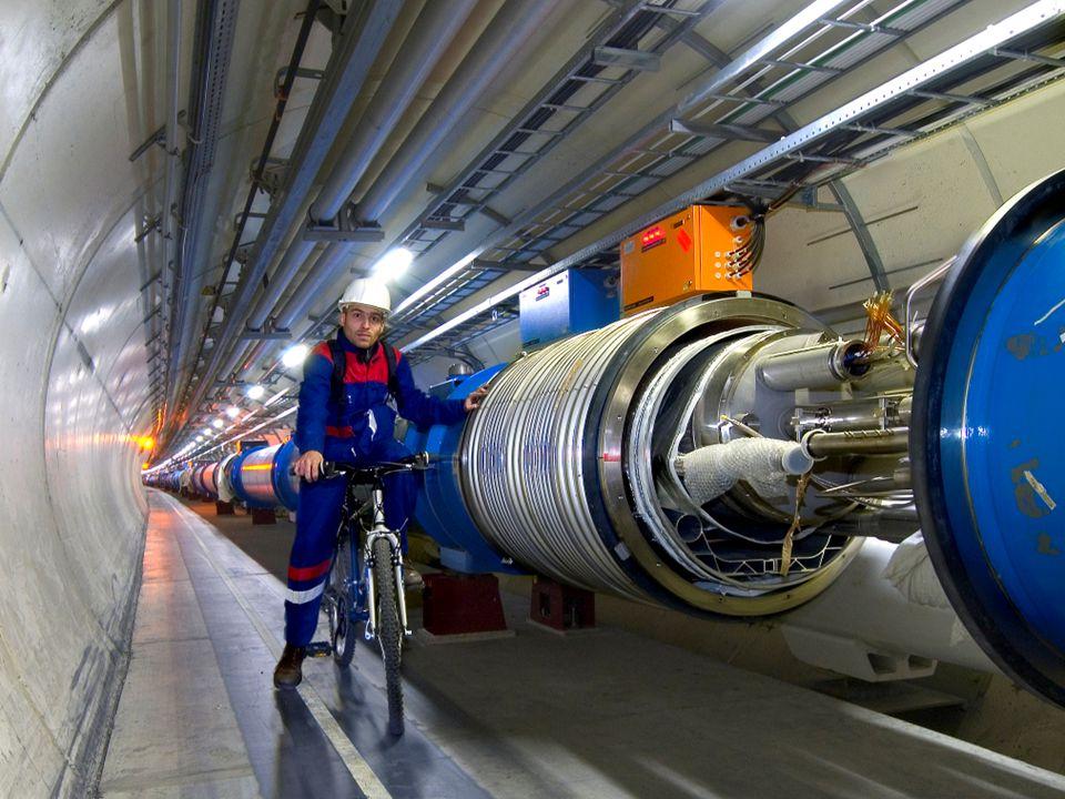 A. Siemko 16/04/2007 Polscy Nauczyciele Fizyki w CERN 33/35 CERN – najbardziej zaawansowany kompleks akceleratorowy na świecie Wielki Zderzacz Hadrono