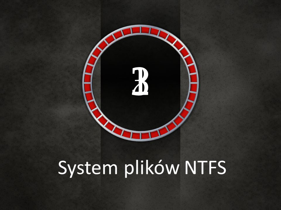 321 System plików NTFS