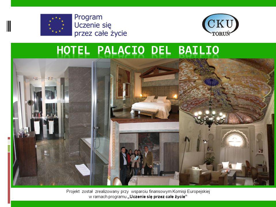 """Projekt został zrealizowany przy wsparciu finansowym Komisji Europejskiej w ramach programu """"Uczenie się przez całe życie"""