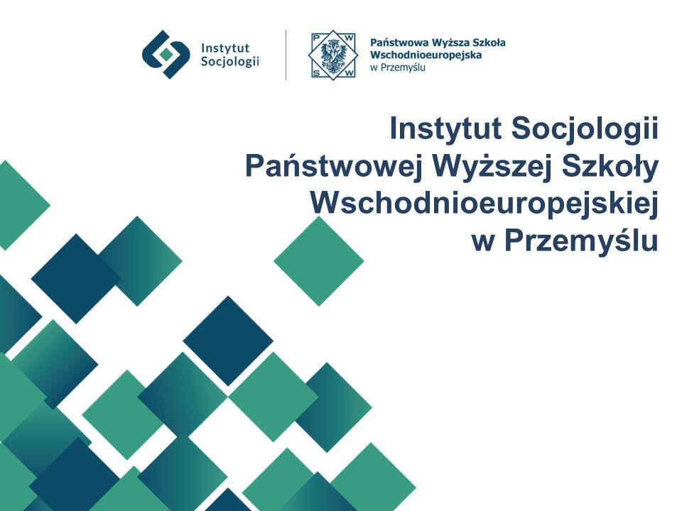 Instytut Socjologii Państwowej Wyższej Szkoły Wschodnioeuropejskiej w Przemyślu