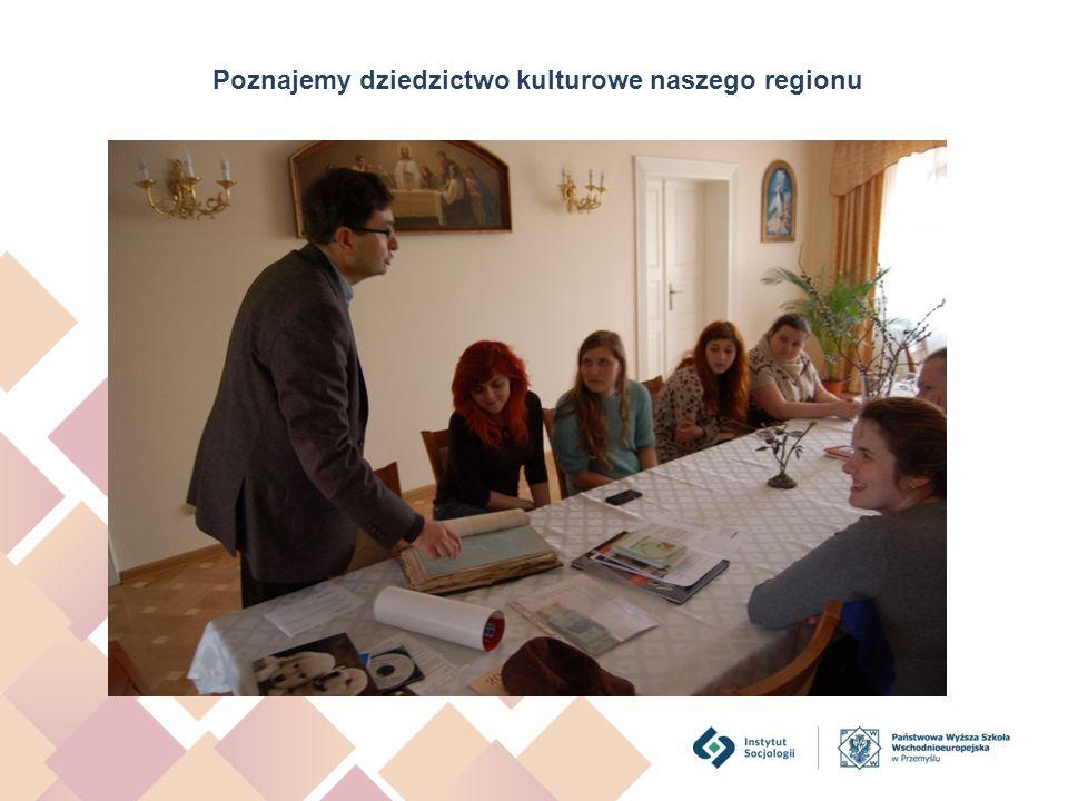 Studenci z pomocą pracowników Instytutu Socjologii przeprowadzają sondaże z udziałem mieszkańców Przemyśla i powiatu przemyskiego.