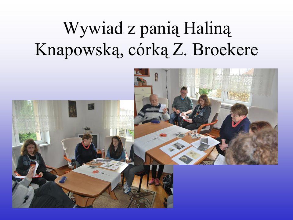 Zbigniew Broekere Ur.26.05.1902 r.