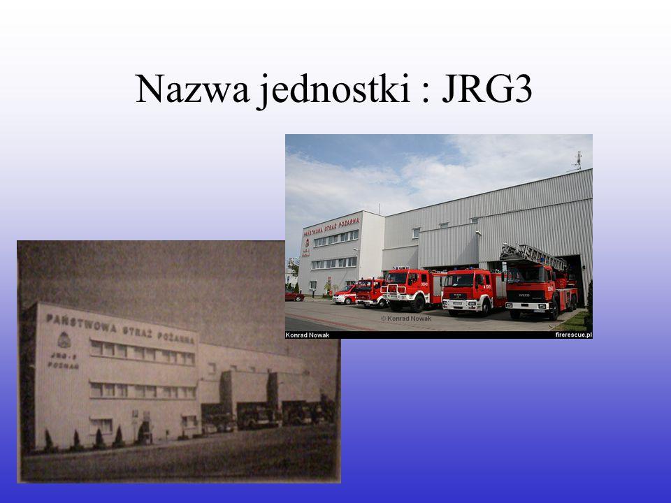 Informacje : Straż Pożarna Pierwszy budynek straży stanął na ul.Głównej w Poznaniu w 1900 r.