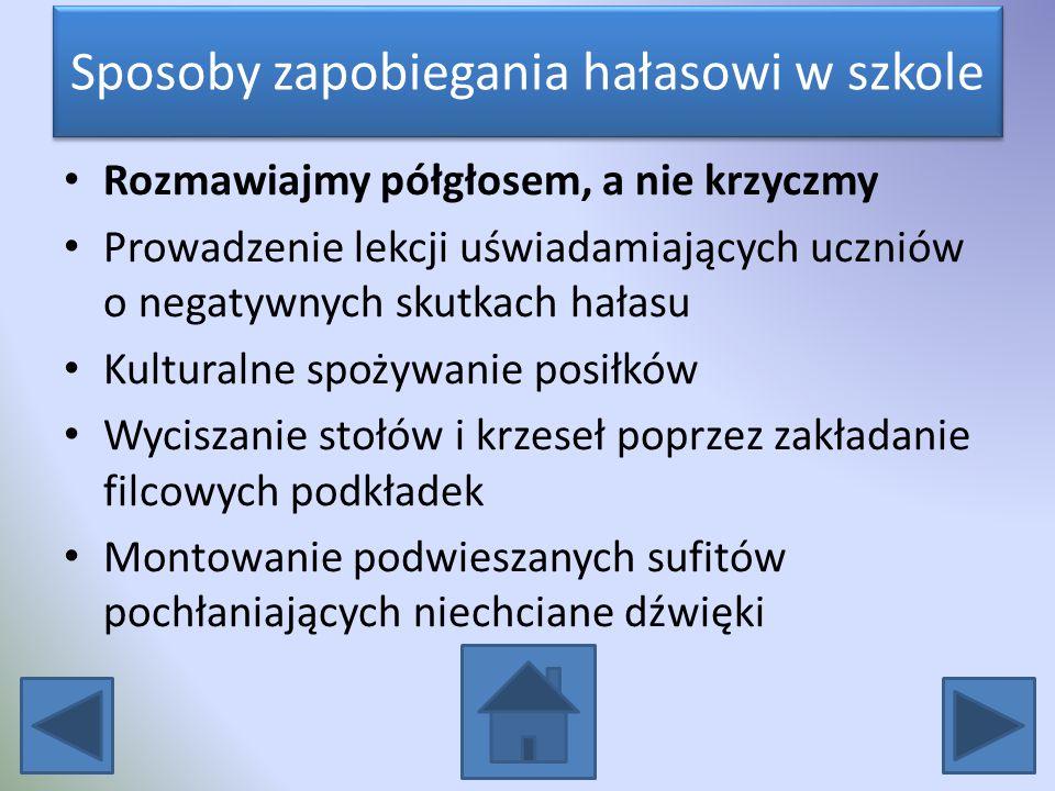 Ciekawostki Nasz głos 25 kwietnia Polacy a strefy hałasu Uszkodzenia słuchu u dzieci Grzechotki Ile kosztuje przekroczenie norm hałasu.