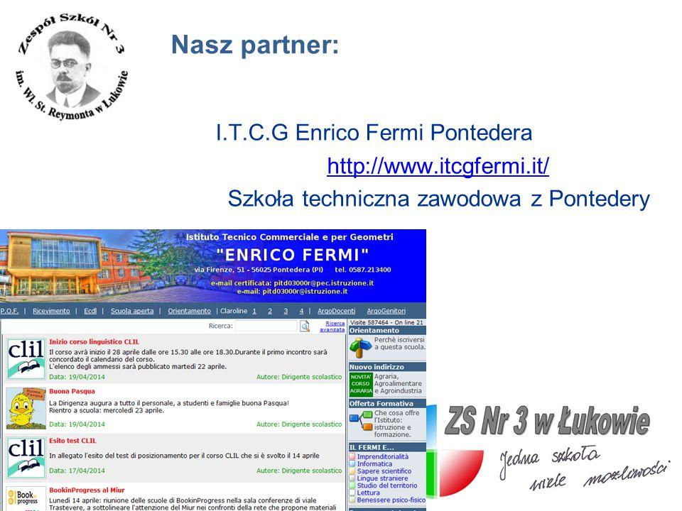 www.zs3.lukow.pl Company LOGO Cele naszego projektu: Promocja regionów Poprawa umiejętności językowych uczniów i nauczycieli Rozwijanie kompetencji komputerowych Podróże