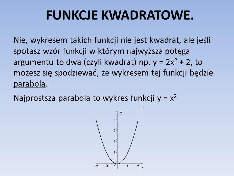 PRZYKŁADOWE ZADANIA.Zadanie 6. Znajdź miejsce zerowe funkcji y = 0,5x + 5.